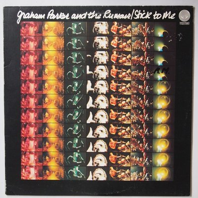 Graham Parker and The Rumour - Stick to me - LP