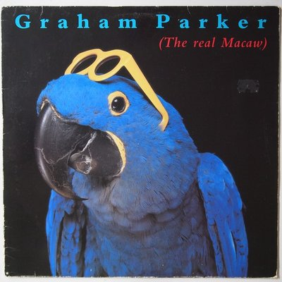 Graham Parker - The real Macaw - LP
