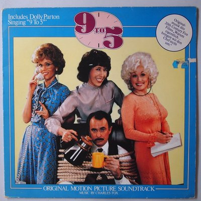 Charles Fox / Dolly Parton - 9 to 5 - LP
