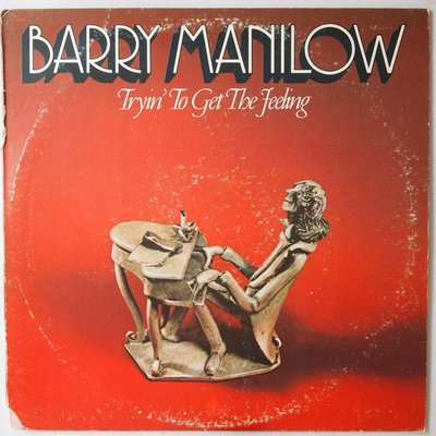 Barry Manilow - Tryin' to get the feeling - LP