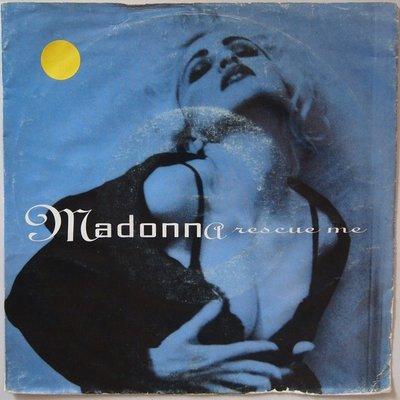 Madonna - Rescue me - Single