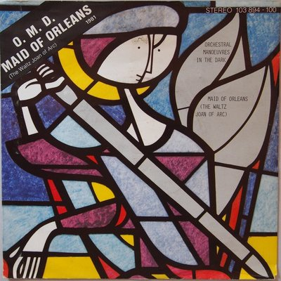 Orchestral Manoeuvres in the Dark (OMD) - Maid of Orleans - Single