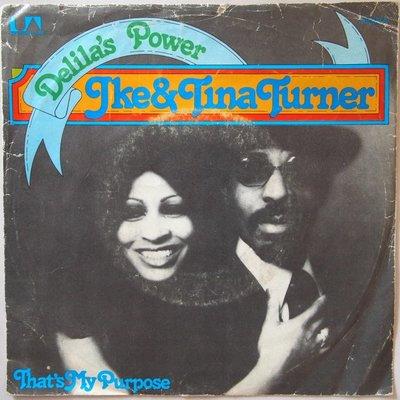 Ike & Tina Turner - Delila's power - Single