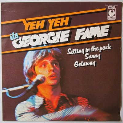 Georgie Fame - Yeh yeh it's Georgie Fame - LP
