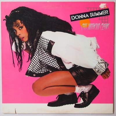 Donna Summer - Cats without claws - LP