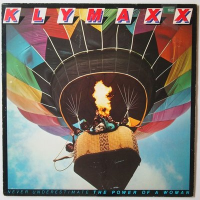 Klymaxx - Never underestimate the power of a woman - LP