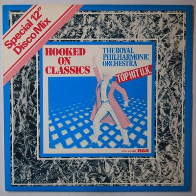 Royal Philharmonic Orchestra - Hooked on classics - 12""