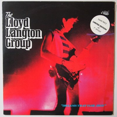 "Lloyd Langton Group - Dreams that fade away - 12"""