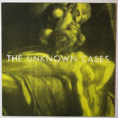 Unknown Cases, The - Bogota Boogie (I'm gonna booglarize you baby) - 12""