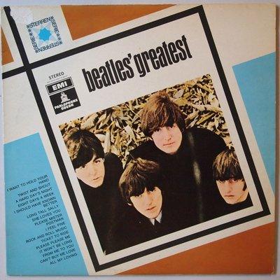 Beatles, The - Beatles' Greatest - LP