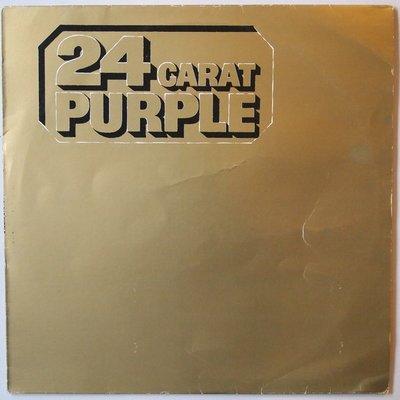 Deep Purple - 24 Carat purple - LP