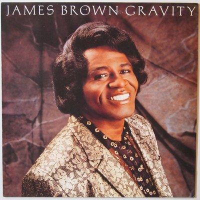 James Brown - Gravity - LP