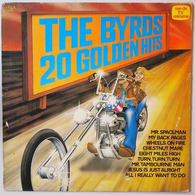 Byrds, The - 20 Golden Hits - LP