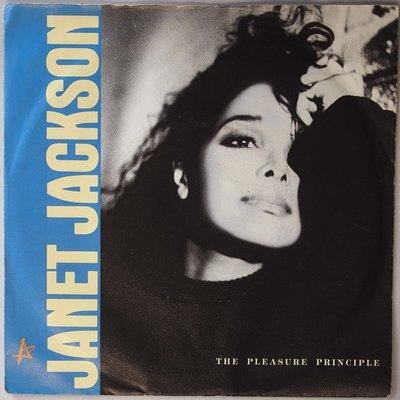Janet Jackson - The pleasure principle - Single