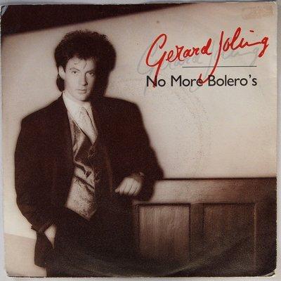 Gerard Joling - No more bolero's - Single