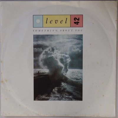 Level 42 - Something about me - Single