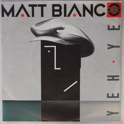 Matt Bianco - Yeh yeh - Single