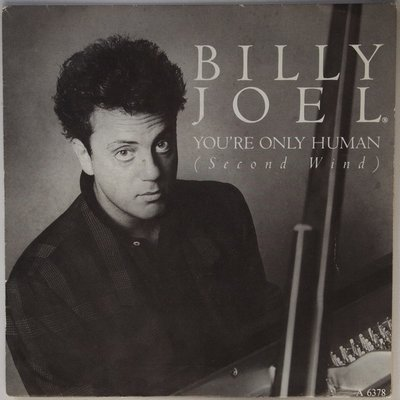 Billy Joel - You're only human - Single