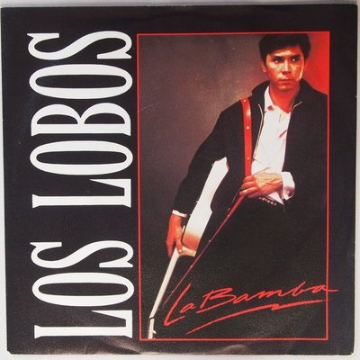 Los Lobos - La bamba - Single