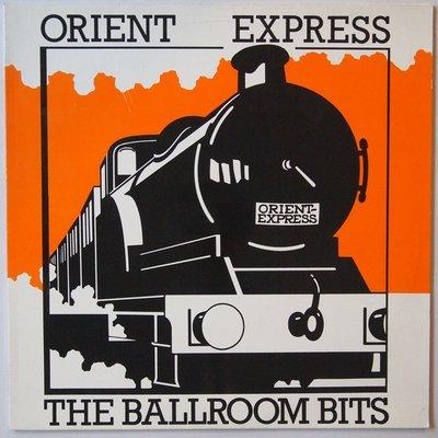 """Ballroom Bits - Orient express - 12"""""""