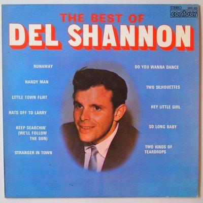 Del Shannon - The best of   - LP