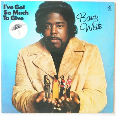Barry White - I've got so much to give - LP