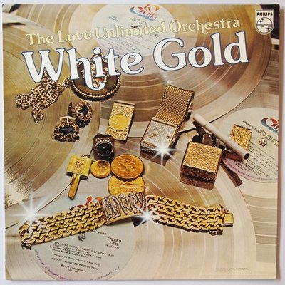 Love Unlimited Orchestra, The - White gold - LP