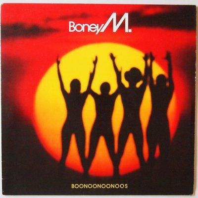 Boney M. - Boonoonoonoos - LP