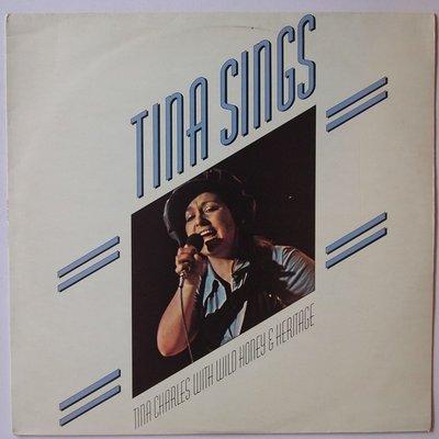 Tina Charles - Tina sings - LP