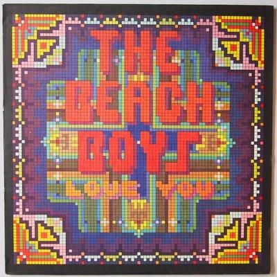 Beach Boys, The - Love you - LP