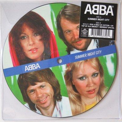 Abba - Summer night city / Medley - Single