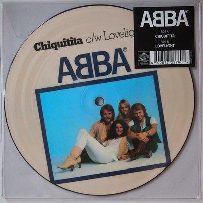 Abba - Chiquitita / Lovelight - Single