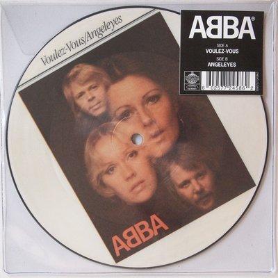 Abba - Voulez-vous / Angeleyes - Single