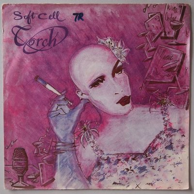 Soft Cell - Torch - Single