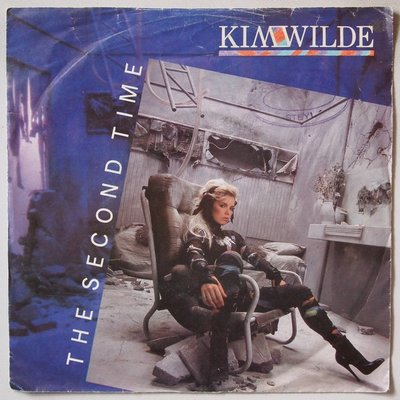 Kim Wilde - The second time - Single
