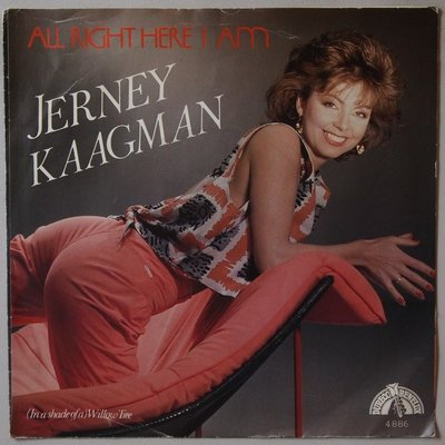 Jerney Kaagman - All right here I am - Single