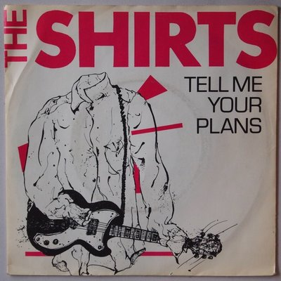 Shirts, The - Tell me your plans - Single