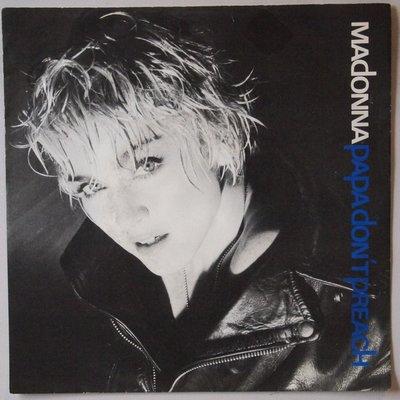 Madonna - Papa don't preach - Single