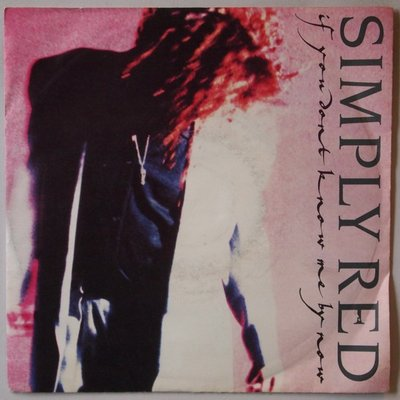 Simply red - If you don't know me by now - Single