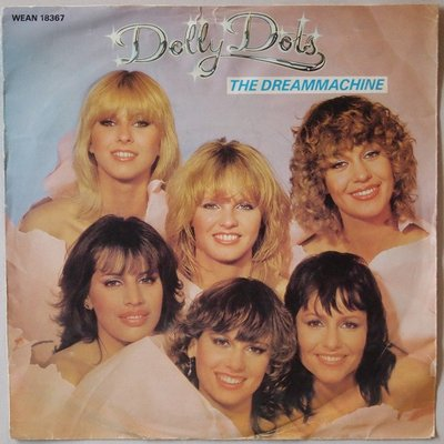 Dolly Dots - The dreammachine - Single