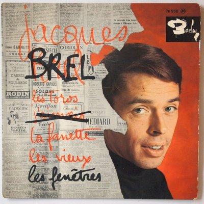 Jacques Brel - Les toros - Single