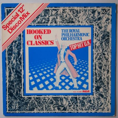 """Royal Philharmonic Orchestra - Hooked on classics - 12"""""""