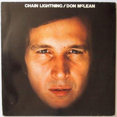 Don McLean - Chain lightning - LP