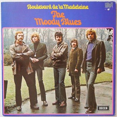 Moody Blues - Boulevard de la Madeleine - LP