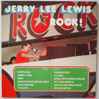 Jerry Lee Lewis - Rock! - LP