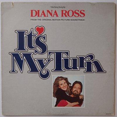 Diana Ross - It's my turn - LP