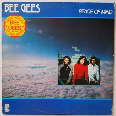 Bee Gees - Peace of mind - LP