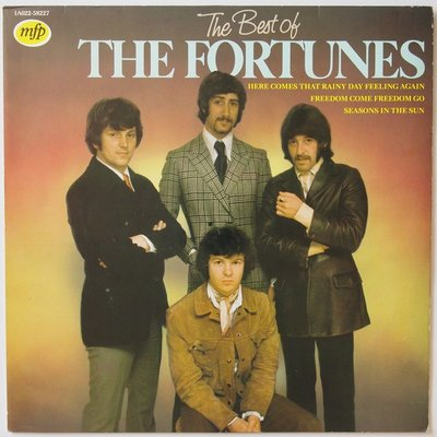 Fortunes, The - The best of The Fortunes - LP