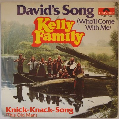 Kelly Family - David's song - Single