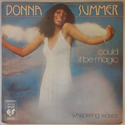 Donna Summer - Could it be magic - Single